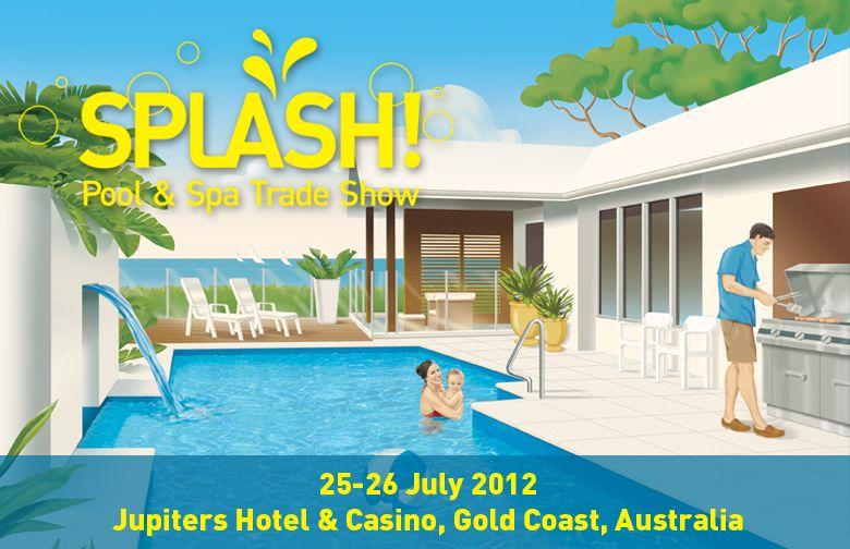 SPLASH! Pool and Spa Trade Show 2012