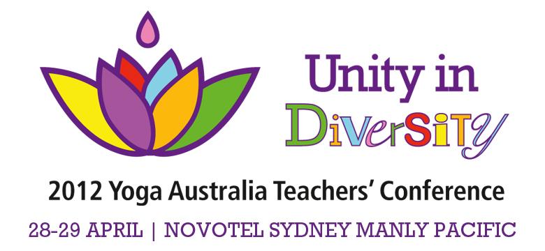 Yoga Australia Teachers' Conference 2012