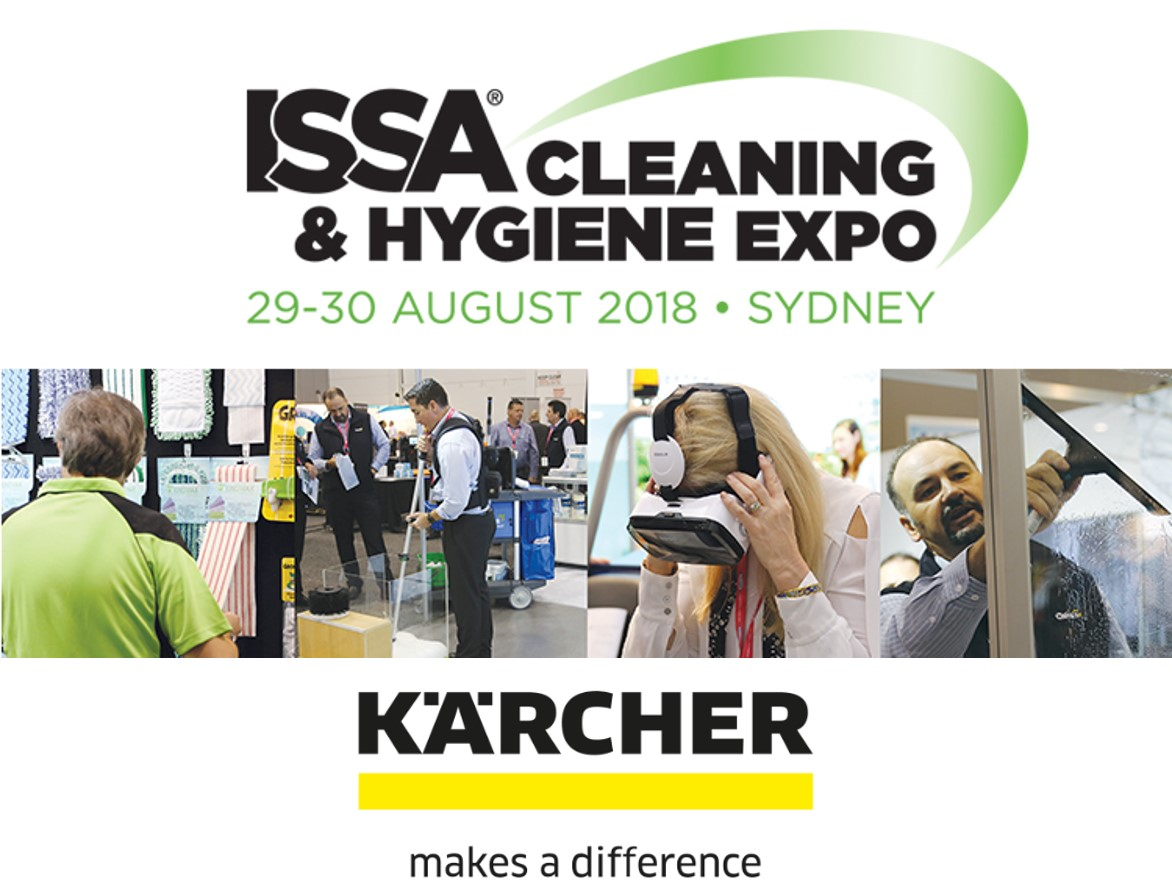 ISSA Cleaning & Hygiene Expo
