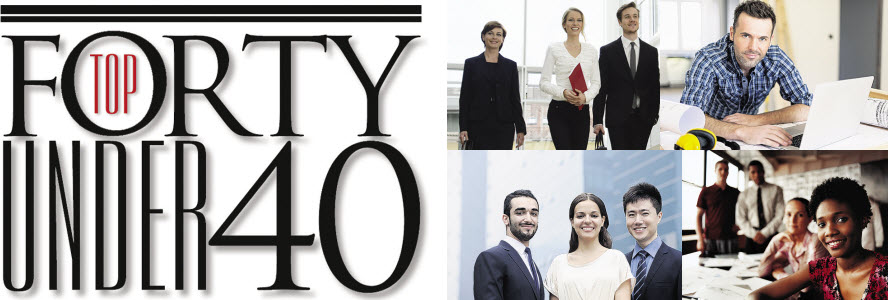 Top Forty Under 40