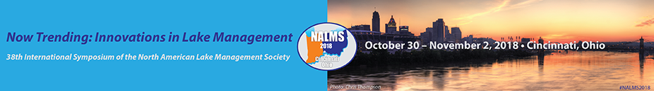 NALMS 2018 -- Cincinnati, Ohio