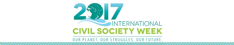 International Civil Society Week 2017