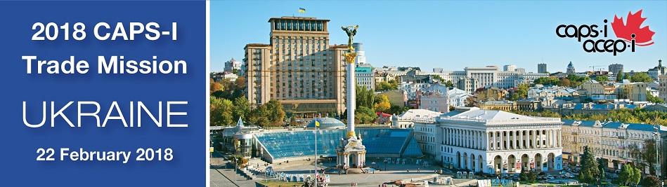2018 CAPS-I Trade Mission in Kyiv