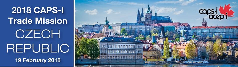 2018 CAPS-I Trade Mission in Prague