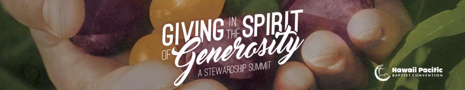 Hawaii Stewardship Summit