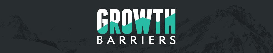 Growth Barriers Cvent Banner