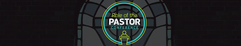 Role of the Pastor