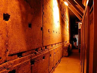 Jerusalem Western Wall - largest stones
