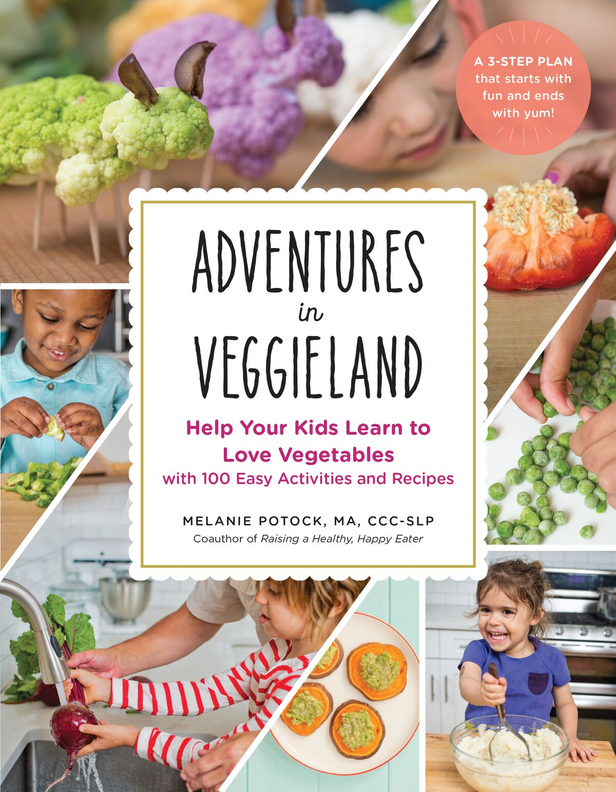 Adventure in Veggieland Book