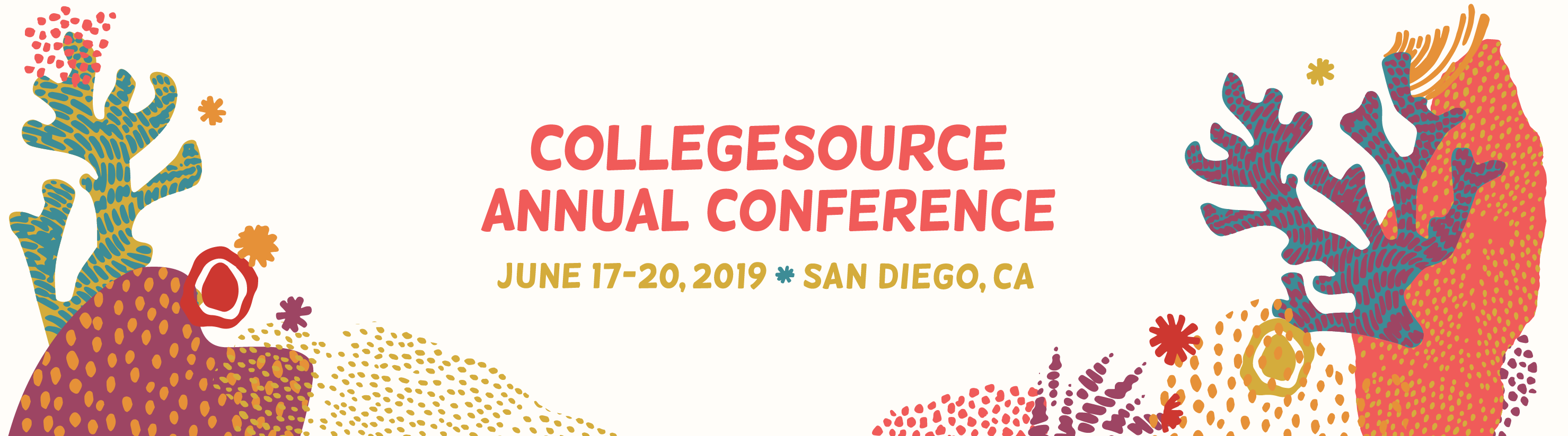 CollegeSource Annual Conference Header Image
