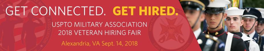 UMA/ USPTO Veteran Hiring Fair 2018