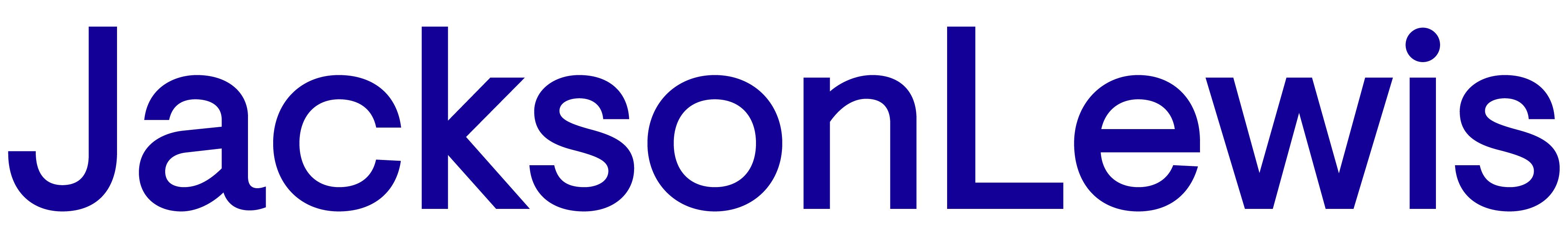 Jackson Lewis Logo 2020