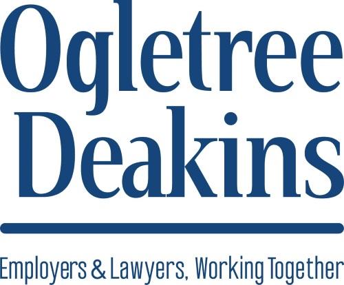 Ogletree Deakins Logo - 2017