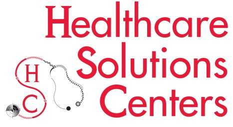 Logo with Healthcare Solutions