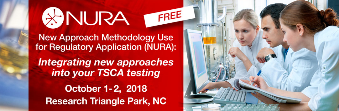 New Approach Methodology Use for Regulatory Application (NURA)