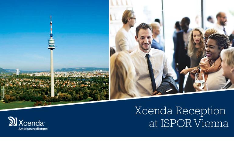 Xcenda Reception at ISPOR Vienna