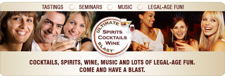 Ultimate Cocktails, Spirits & Wine Blast