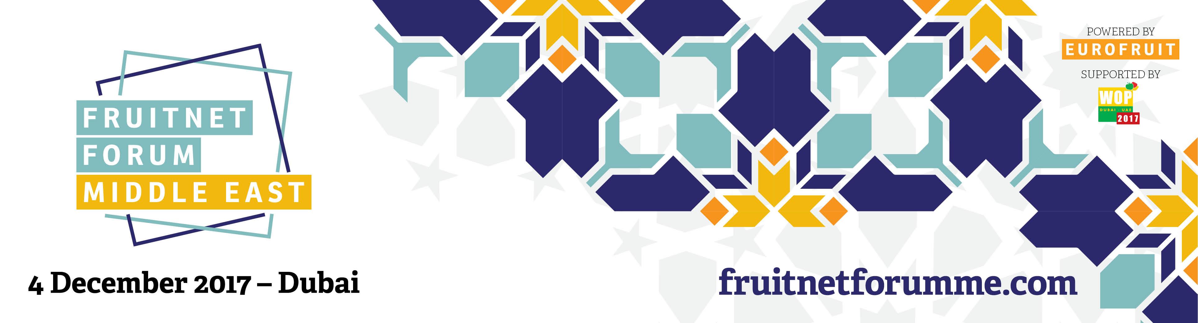 Fruitnet Forum Middle East 2017