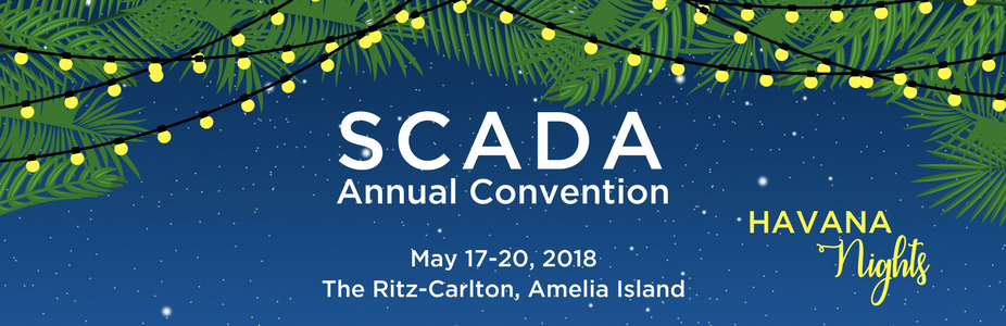 SCADA 2018 Annual Convention