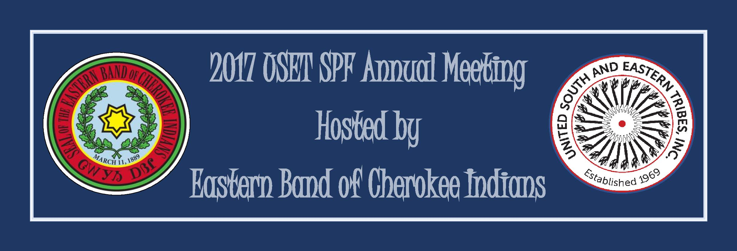2017 USET SPF Annual Meeting