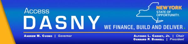 2015-16 Access DASNY Masthead