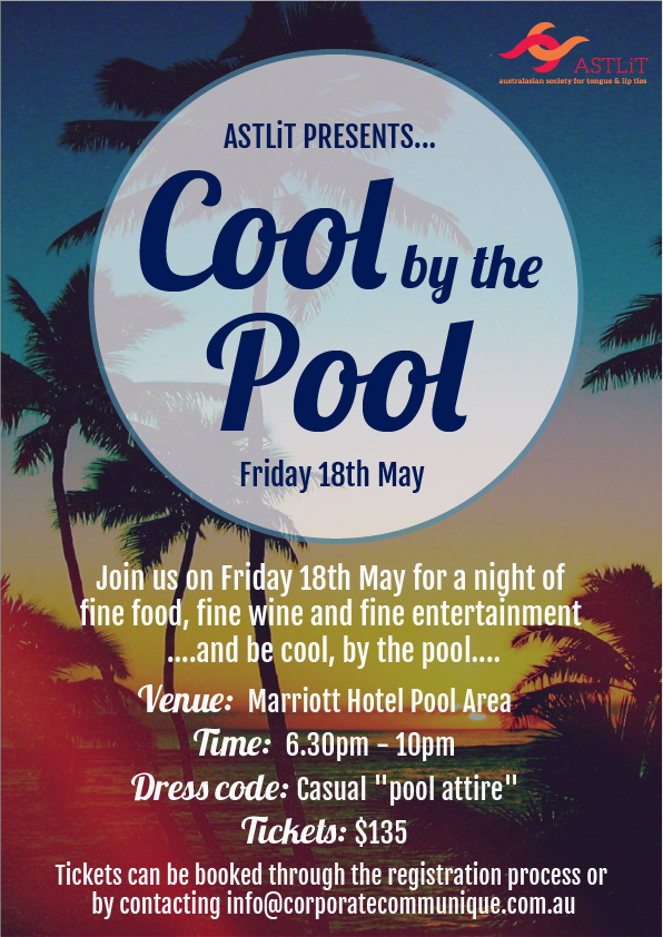 Cool by the Pool Flyer