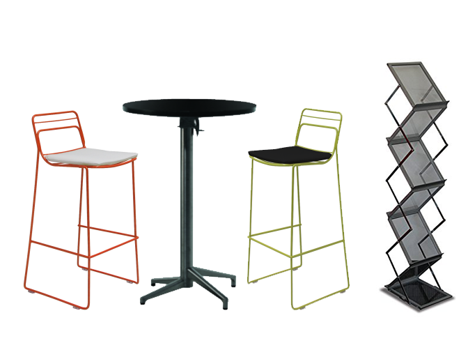 Networking furniture