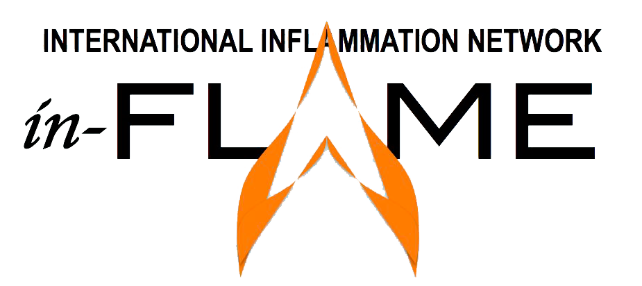 InFLAME logo