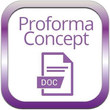 Proforma Concept icon