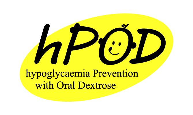 hPod Logo with TAG White circle