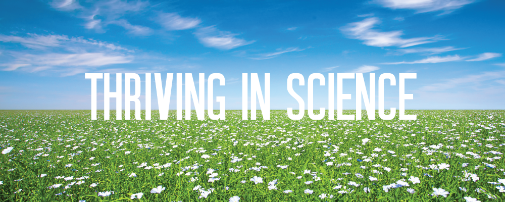 Thriving-in-science-banner