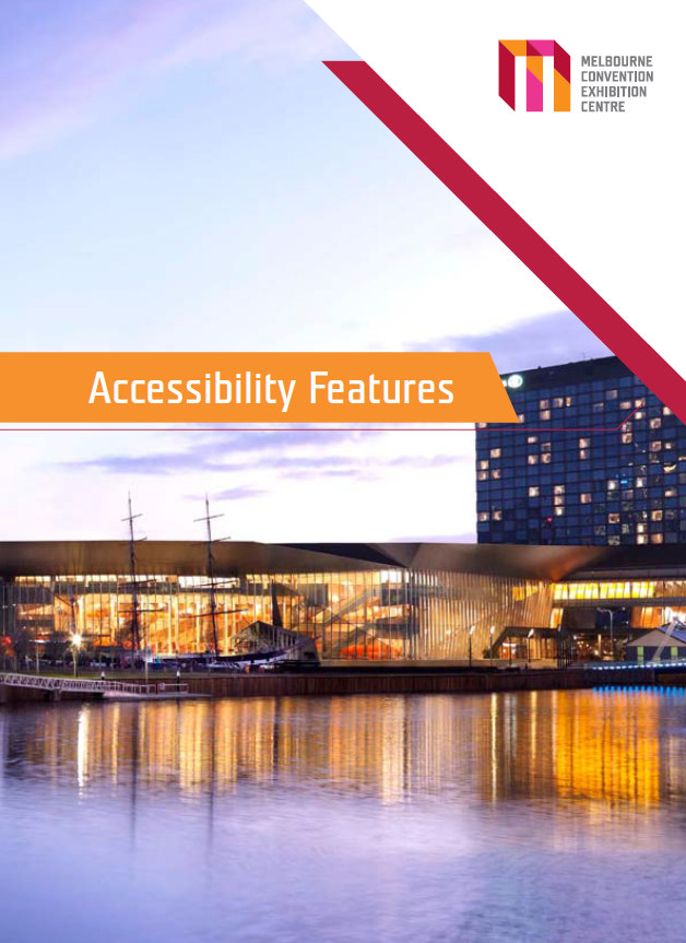 MCEC Accessibility Festures cover