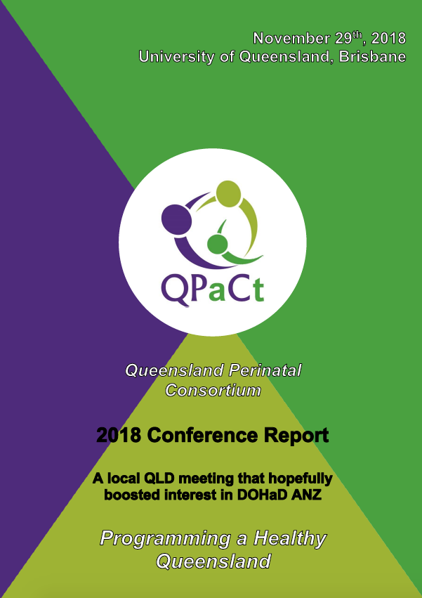 QLD report cover