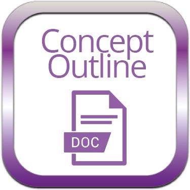 Concept Outline icon