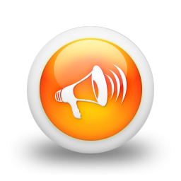 speaker icon_orange