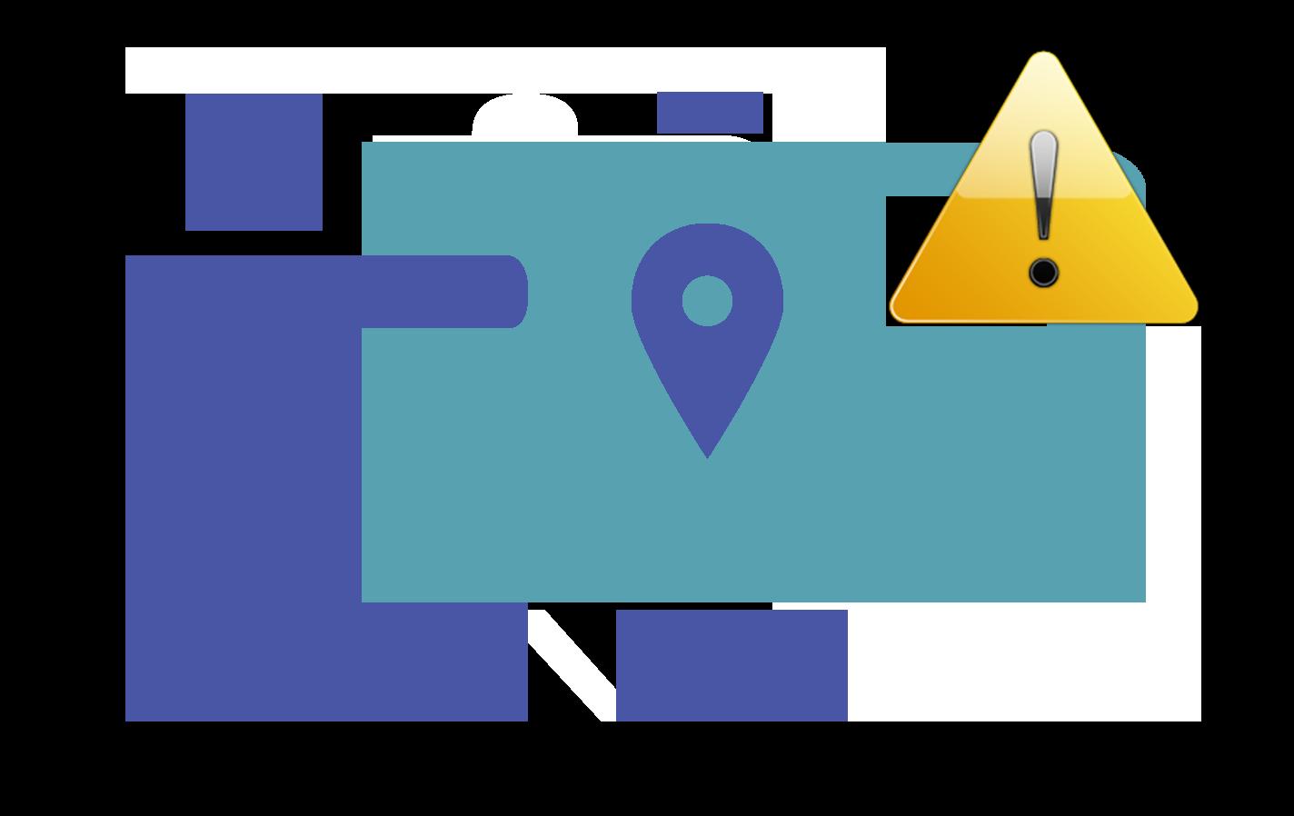 workshop venue change icon