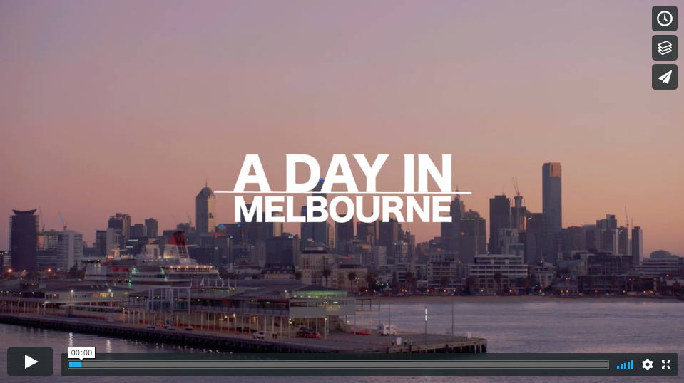 A day in melb