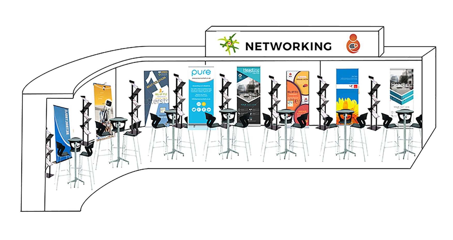 PSANZ 2018 Networking area Layout NEW3