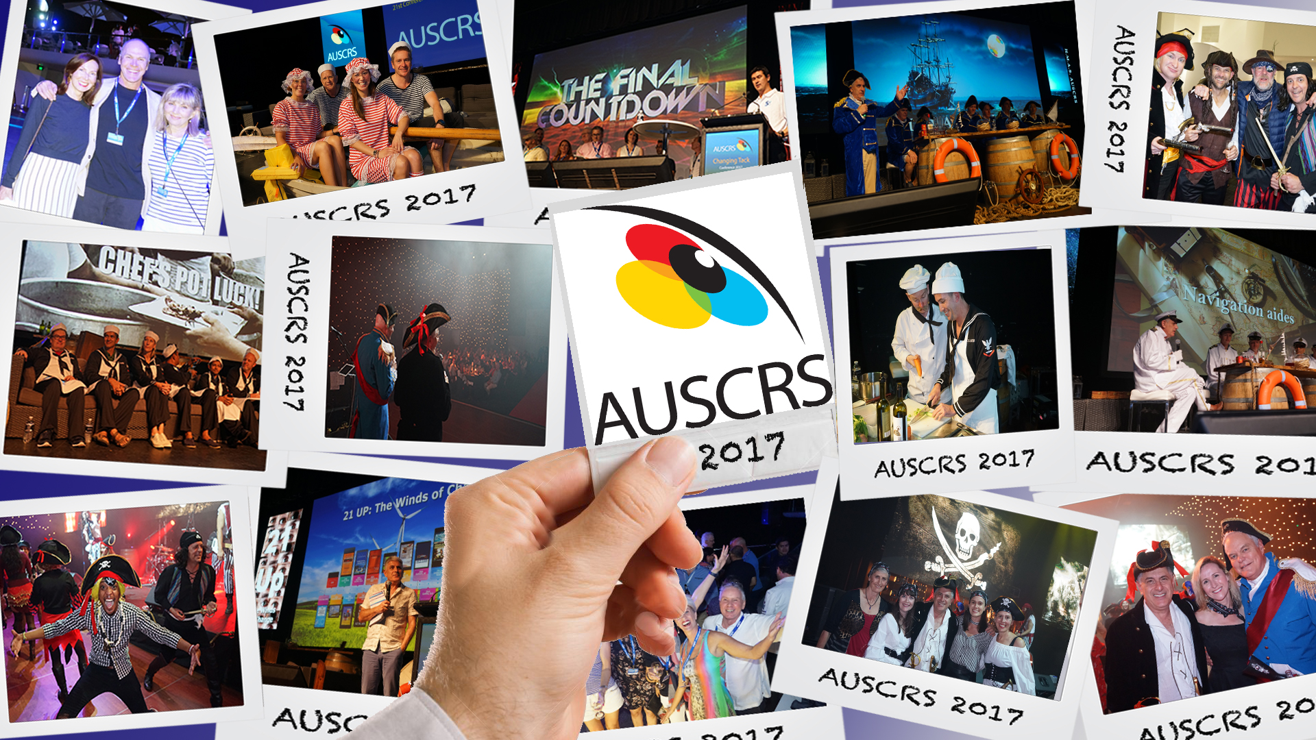 AUSCRS 2017 Collage