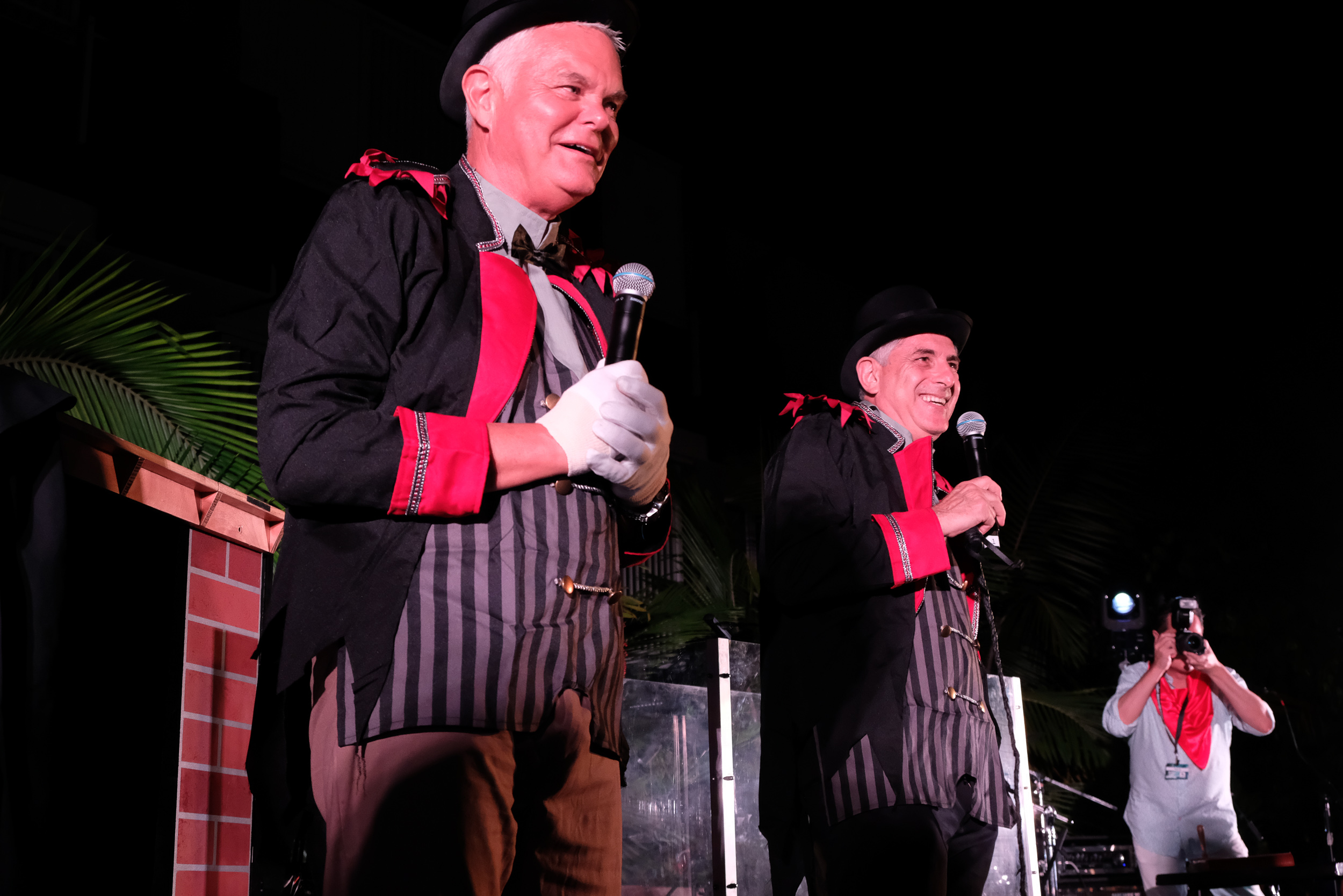 Rick & Graham Circus