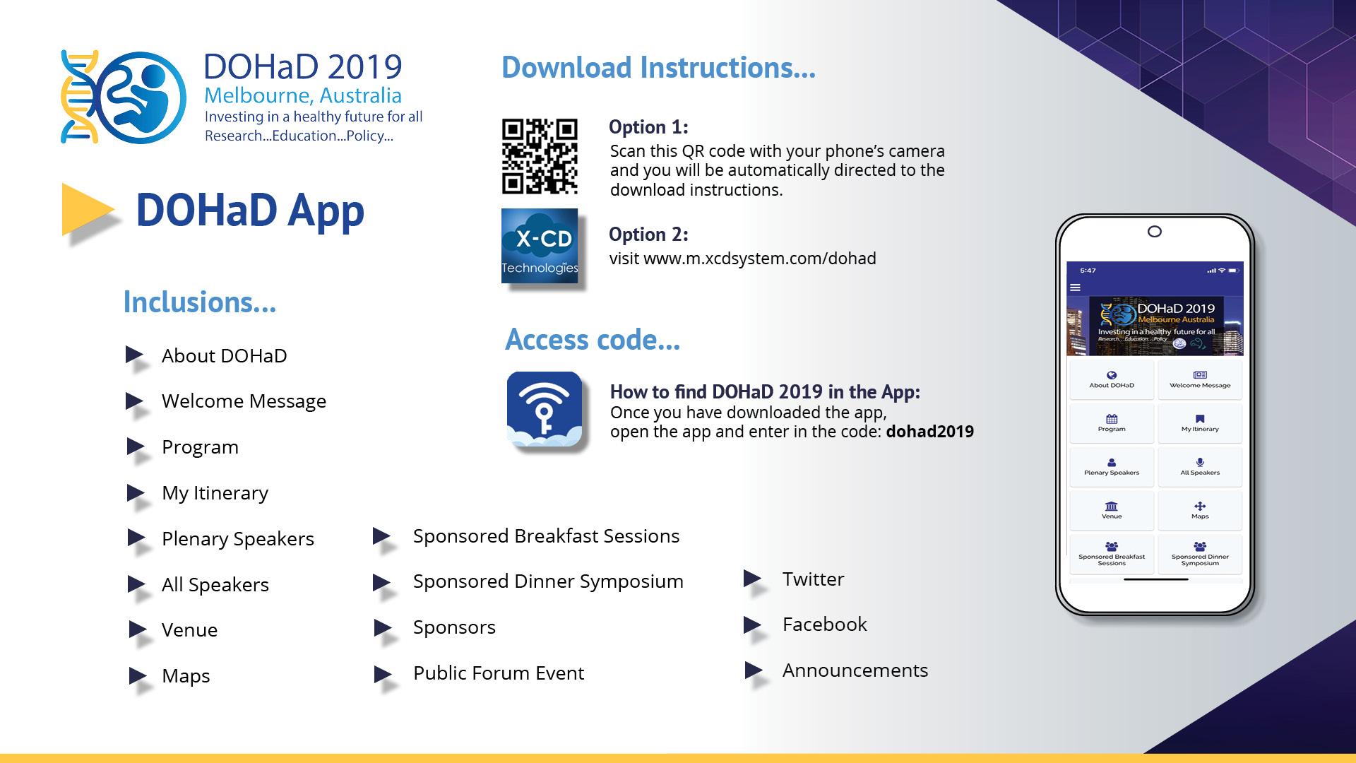 DOHaD app info 3