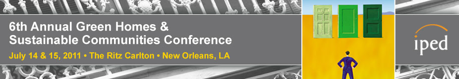 6th Annual Green Homes & Sustainable Communities Conference