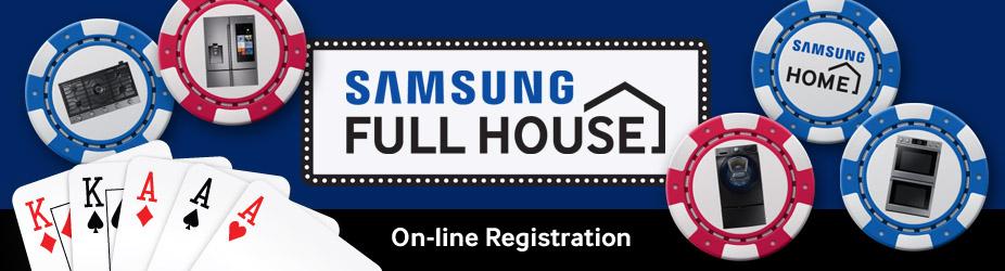 Samsung 2017 NASC Dealer Show / Salon commercial NASC 2017 de Samsung