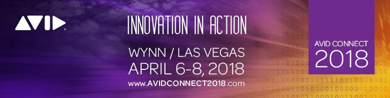 Avid Connect 2018